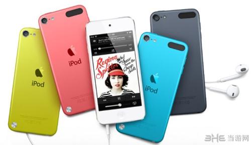 苹果iPod Touch产品