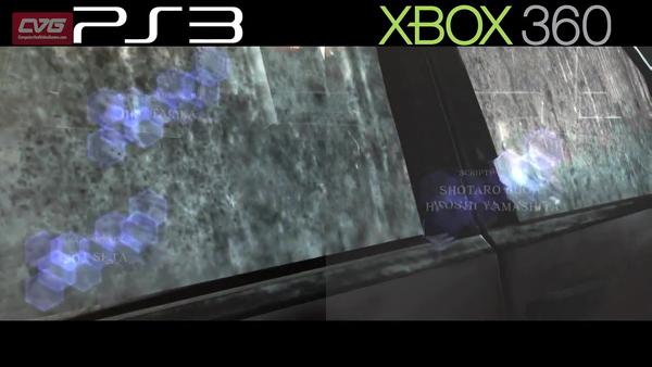 《生化危机6》画质对比截图