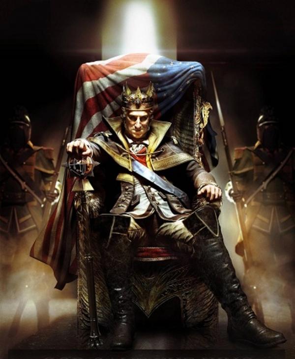 刺客信条3乔治国王的暴政