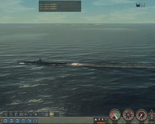猎杀潜航4太平洋之狼U型潜艇任务截图3