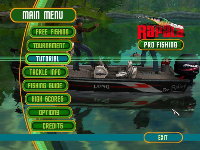 诺帕拉职业钓鱼