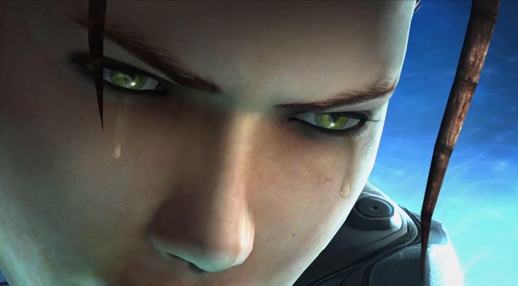 星际争霸2:虫群之心最新精美刀锋女王凯瑞