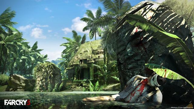 孤岛惊魂3截图9