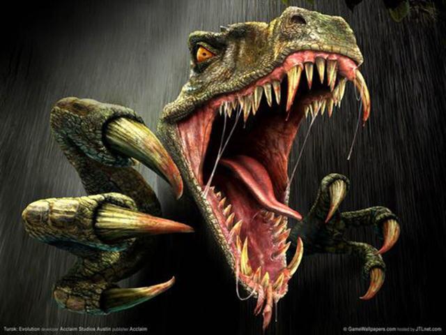 恐龙猎人2