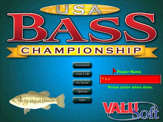 美国钓鱼大赛