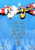 极限滑雪(Snowboard SuperJam)硬盘版