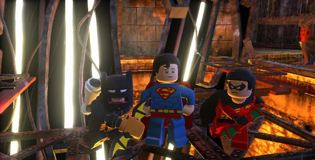 乐高蝙蝠侠2:DC超级英雄