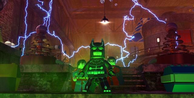 乐高蝙蝠侠2:DC超级英雄截图1