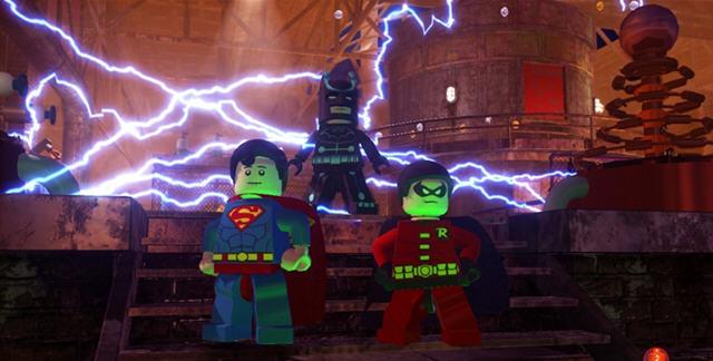 乐高蝙蝠侠2:DC超级英雄截图3