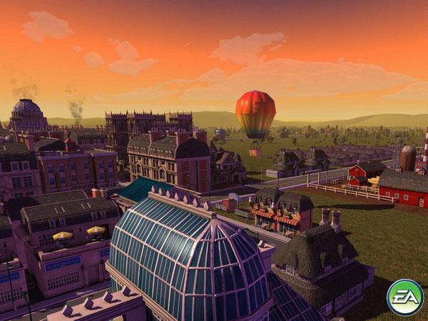 模拟城市梦之都