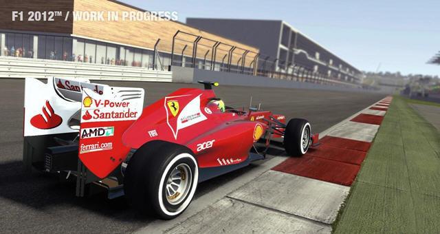 F1 2012截�D1