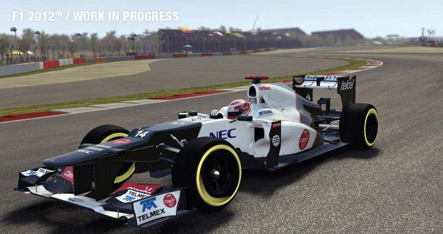 F1 2012截�D2