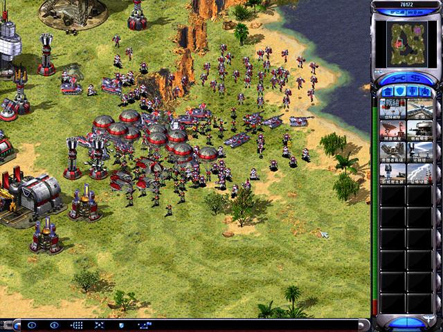 红色警戒2第三帝国截图3