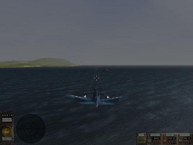飞行战机决战太平洋
