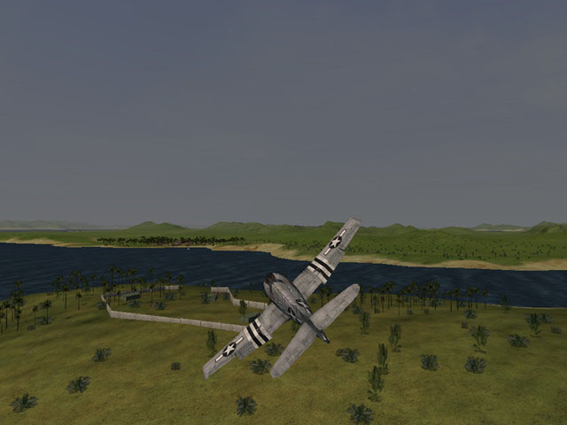 飞行战机决战太平洋截图2