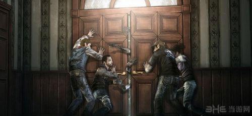 行尸走肉第五章游戏截图