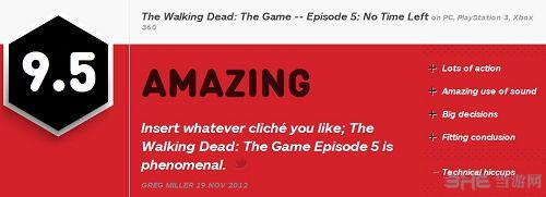 行尸走肉第五章 IGN简评