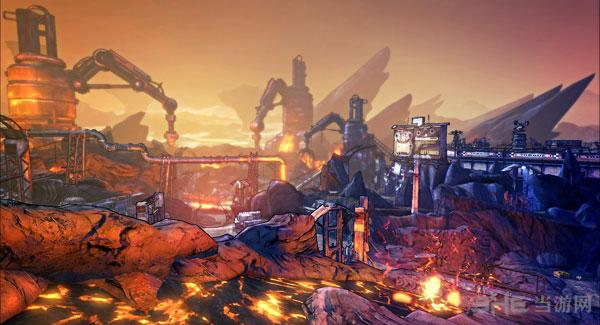 无主之地2dlc托格先生的屠杀大战截图