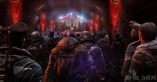 地铁:最后的曙光