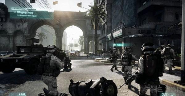 战地3游戏截图