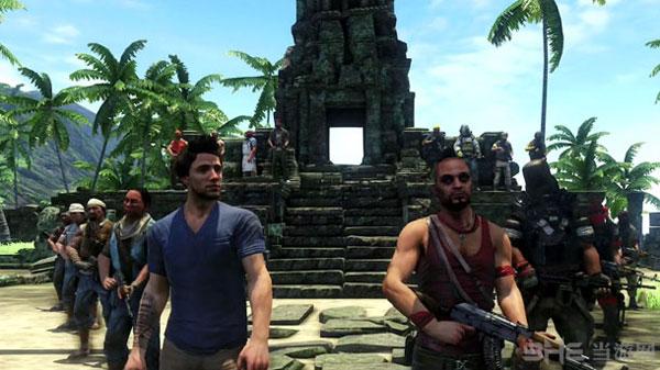 孤岛惊魂3游戏截图