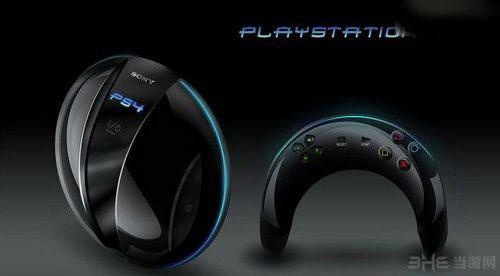 网传次世代PS4概念图