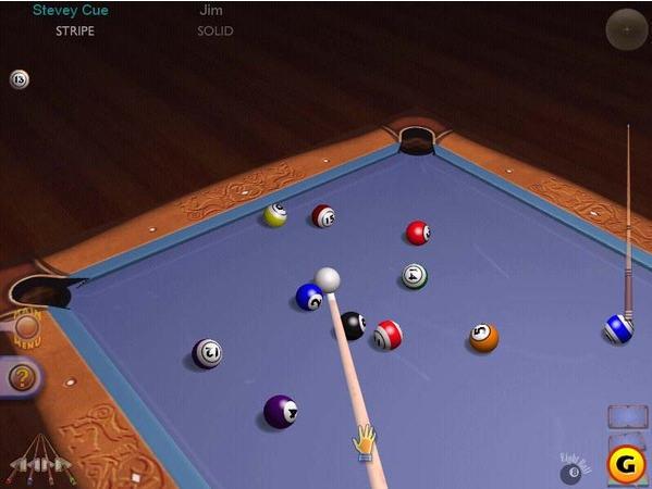 极限桌球截图1