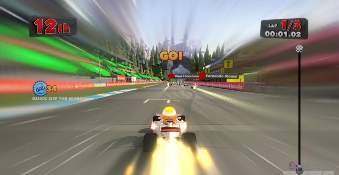 F1赛车明星PC正式版破解补丁截图1