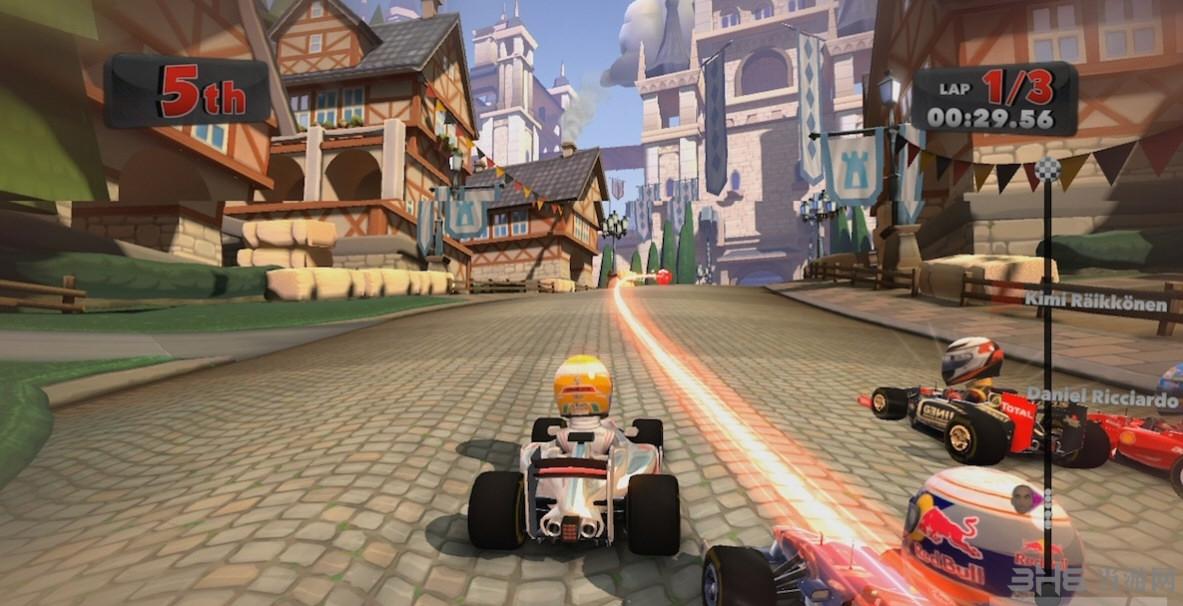 F1赛车明星PC正式版破解补丁截图3