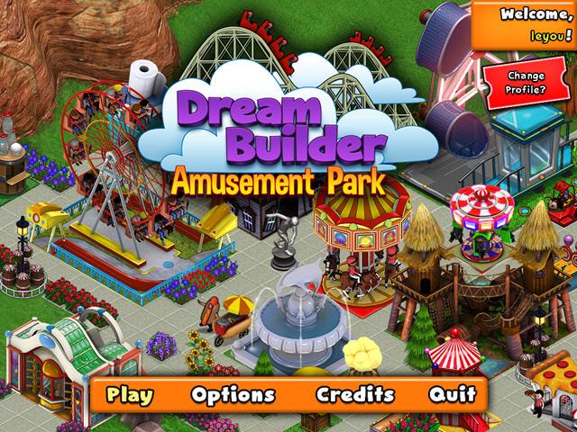 梦想建造者游乐园
