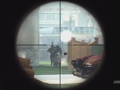 使命召唤9视频:一颗子弹秒杀5人