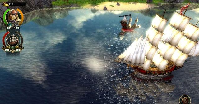 黑湾海盗截图4