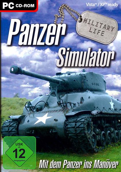军事人生坦克模拟