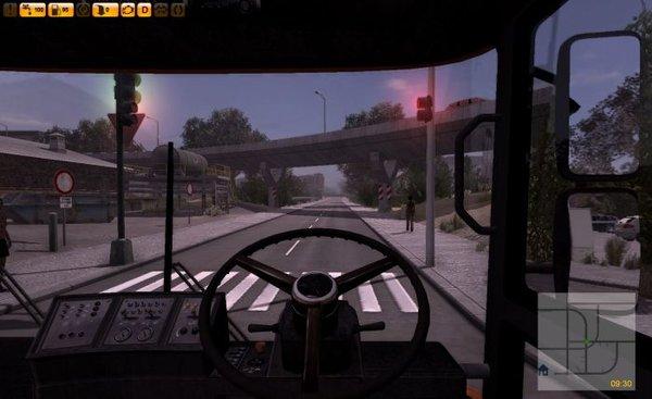 洗街车模拟截图0