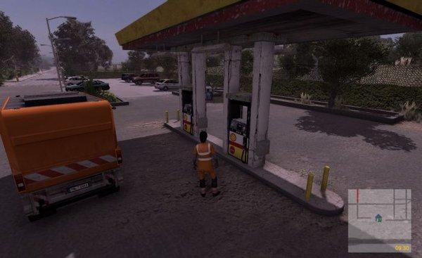 洗街车模拟截图1