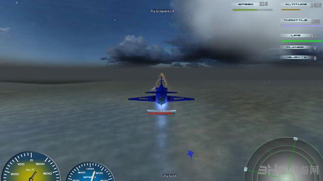 喷气式飞机模拟截图2