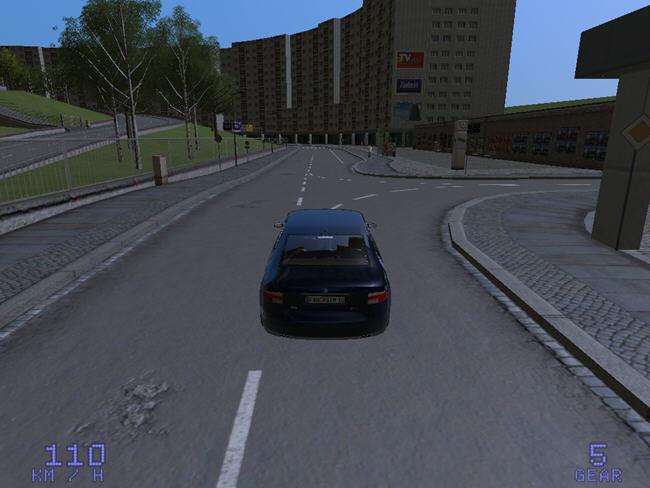 模拟驾驶2011截图2