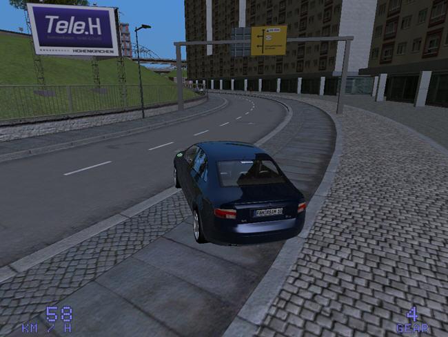 模拟驾驶2011截图4