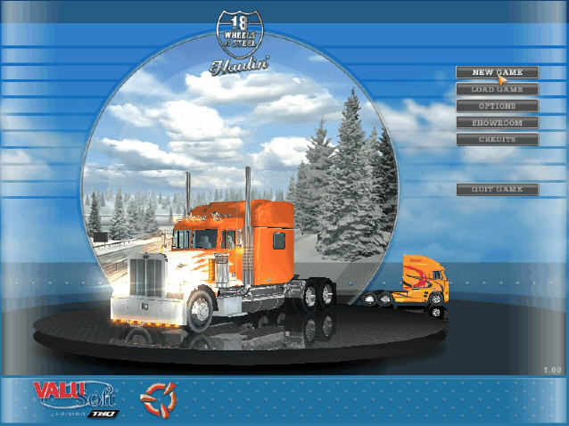 18轮大卡车搬运能手截图1