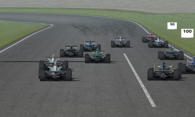 NKpro专业赛车截图0