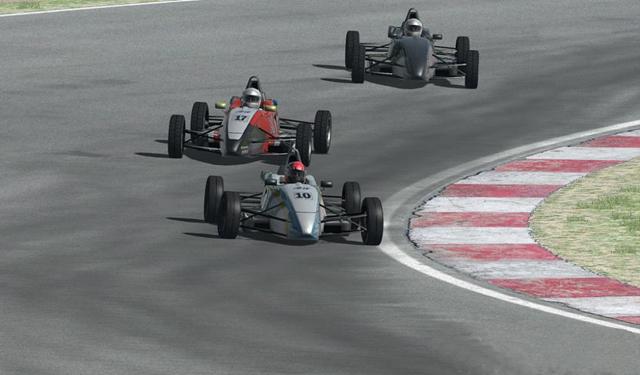 NKpro专业赛车截图1