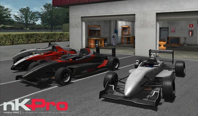 NKpro专业赛车截图2