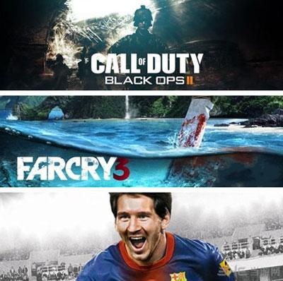 英国一周游戏销量榜