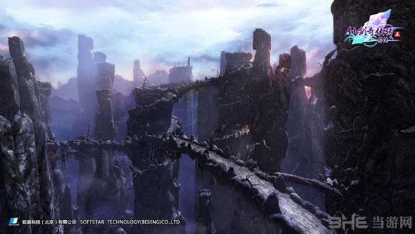 仙剑奇侠传5前传实际截图