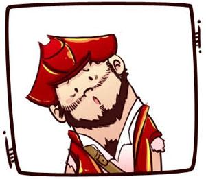 lol歪脖子头像 卡通版联盟英雄们也来卖萌歪脖子