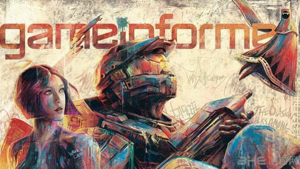 GI杂志发布新年贺岁封面 盘点2012年的50部最佳游戏