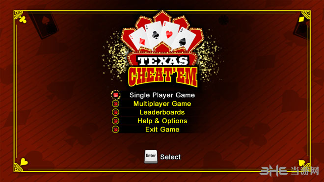 德州扑克瞒天过海