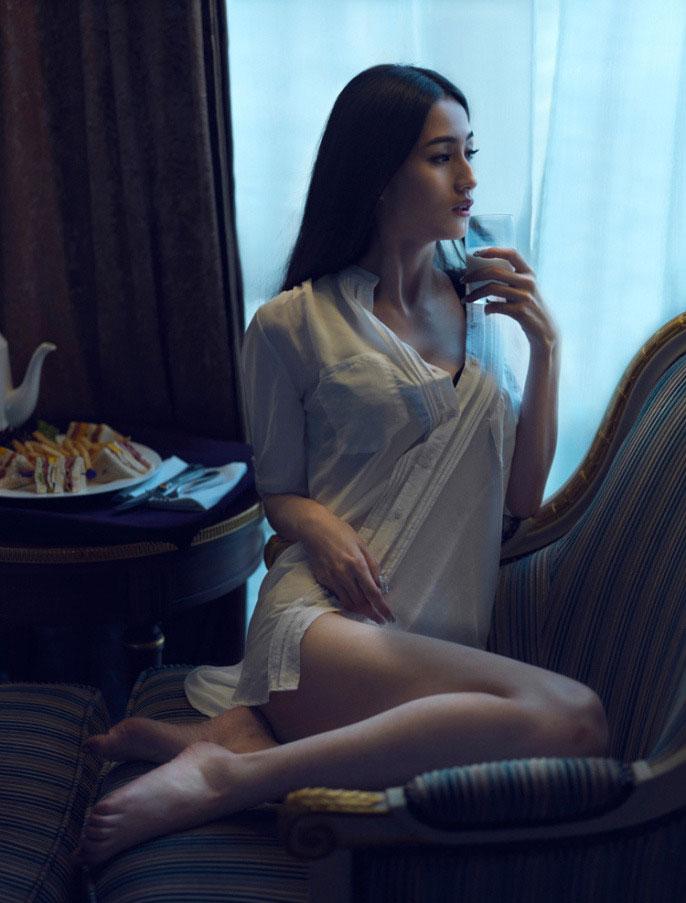 3D肉浦团蓝燕性感内衣展示火辣尺度媚色撩人 1 9