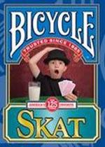 单车扑克之斯卡特纸牌