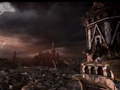 THQ公布地铁最后的曙光最新截图 莫斯科成为一片废墟